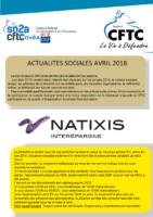 2018-04 Newsletter CFTC Avril 2018