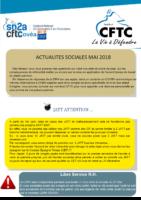 2018-05 Newsletter CFTC mai 2018