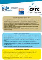 2018-06 Newsletter CFTC Juin 2018