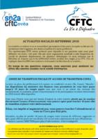 2018-09 Newsletter CFTC Septembre 2018