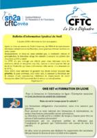 2018-12 Newsletter CFTC Décembre 2018