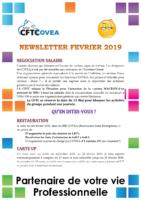 2019-02 Newsletter CFTC Février 2019