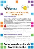 2019-03 Newsletter Mars 2019