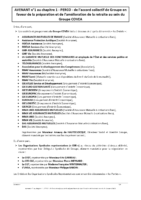 Avenant 1 PERCO – Abondement – INDEXE