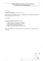 20 oct 2017 – Accord Temps de travail – Téléassurances – SIGNE NON INDEXE