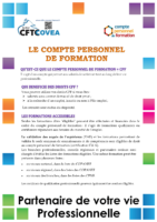 Compte Personnel Formation