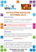 2019-10 Newsletter Octobre 2019