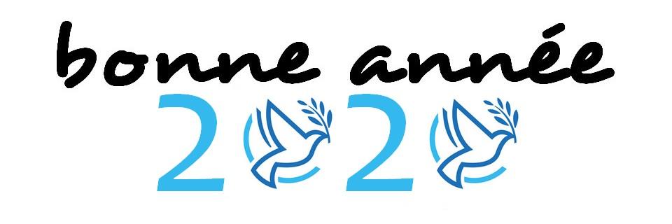 BONNE ANNEE 2020 !!!