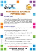 Newsletter fevrier 2020