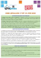 Breaking News CSEE Levallois JUIN 2020