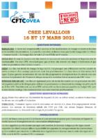 Breaking News CSEE Levallois MARS 2021