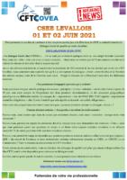 Breaking News CSEE Levallois JUIN 2021